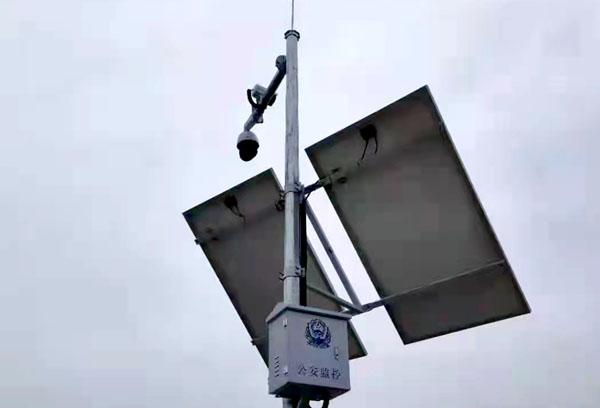 大连监控太阳能供电系统