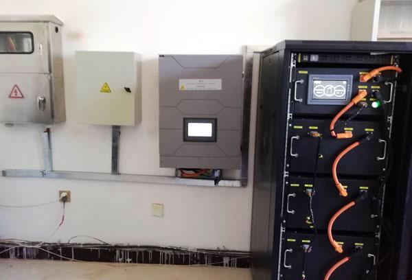 新疆锂电池储能系统