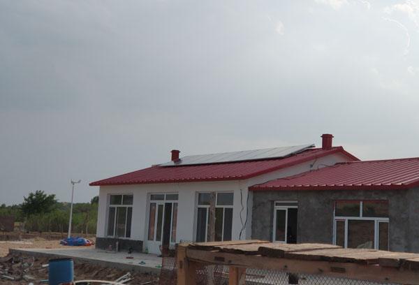 内蒙古牧区离网风力发电系统