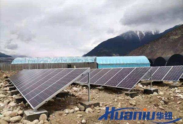 西藏60kw光伏发电
