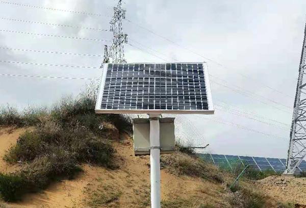 陕西监控太阳能供电系统