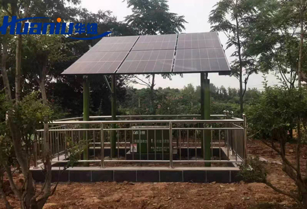 太阳能污水处理系统