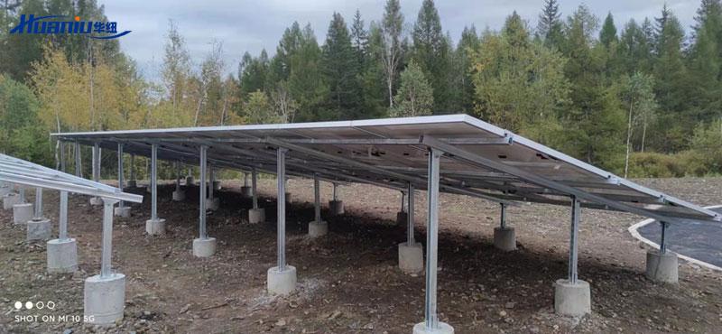 景区太阳能供电系统