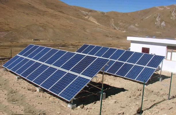 太阳能离网系统配置计算/需要多少钱