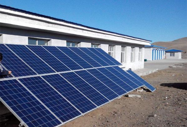 5kw离网型太阳能发电系统价格多少钱