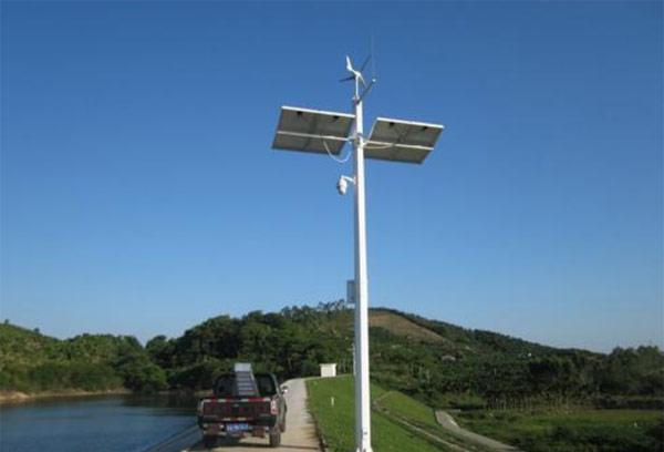 野外太阳能监控价格多少钱一套