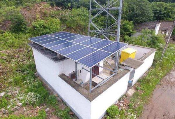 铁塔机房离网光伏发电系统价格多少钱