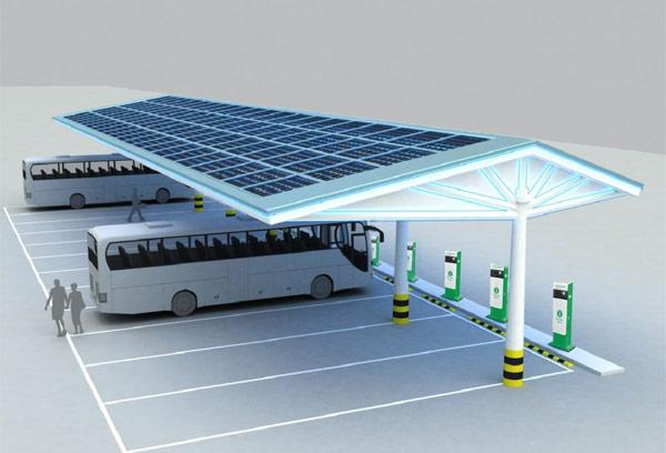 光伏太阳能充电桩厂家价格多少钱