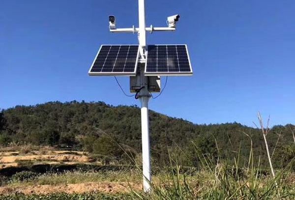太阳能监控供电系统多少钱