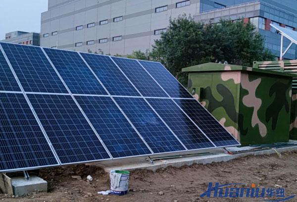 离网型太阳能发电系统设计流程