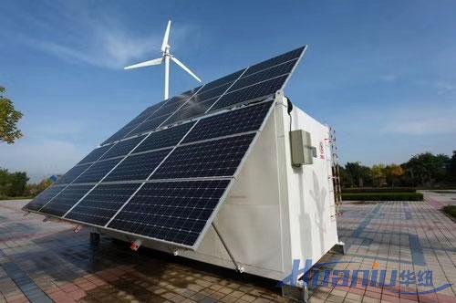 离网光伏发电系统的组成及工作过程