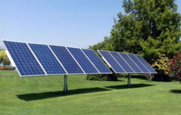 太阳能能发电