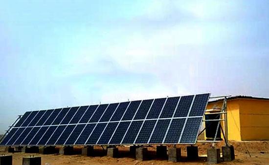 离网式光伏发电系统包括哪些组成部分