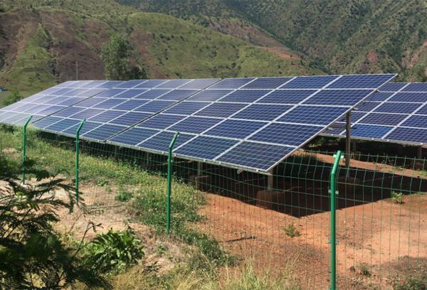 太阳能离网供电系统多少钱