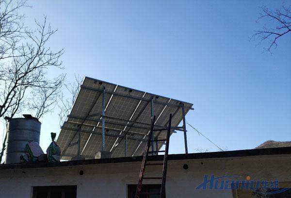2kw家用离网太阳能发电系统价格表