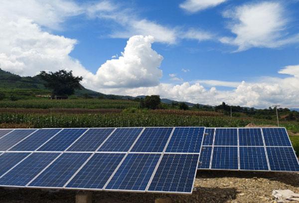 太阳能发电设备需要多少钱