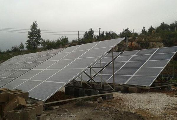 太阳能抽水机小型的多少钱