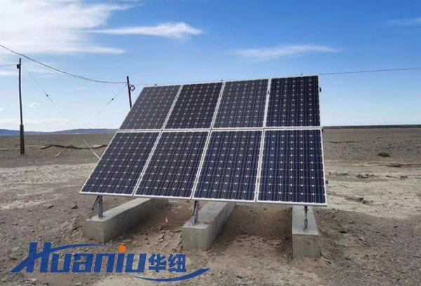 60kw太阳能发电方案