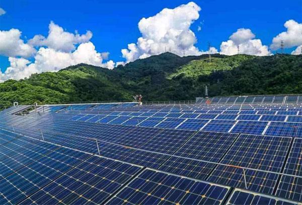 光伏发电每平方米发电量多少瓦?