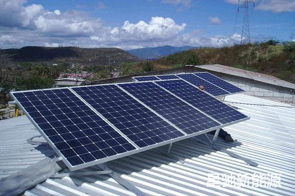 家庭光伏储能12KW系统方案