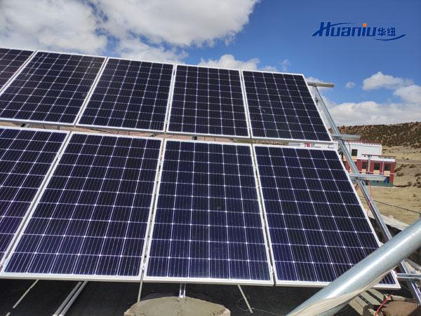 离网型太阳能发电系统造价多少钱