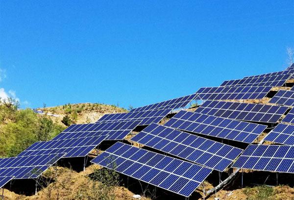离网型太阳能发电系统设计方案表