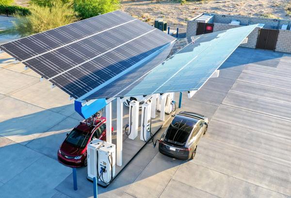 充电站光伏并网储能电站造价多少钱
