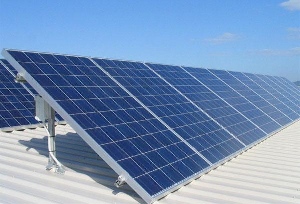 每天20度电太阳能板要几块