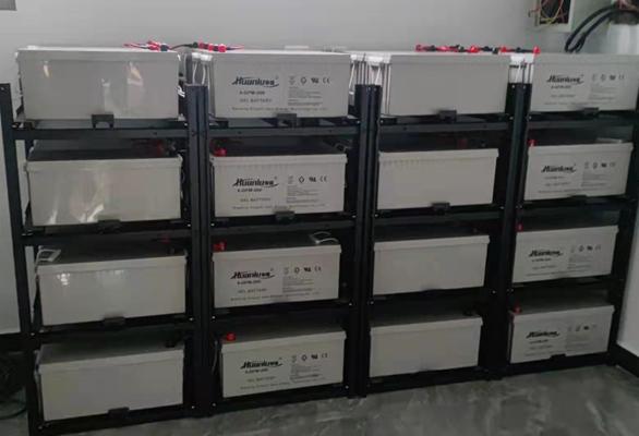 光伏发电储能电池报价单