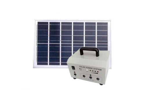 便携式离网太阳能系统