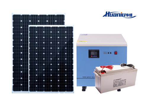 3kw家用离网太阳能发电系统