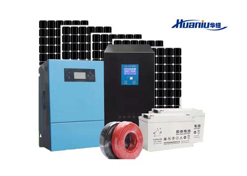 8kw离网家庭太阳能发电设备价格