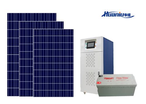 8kw太阳能离网发电系统